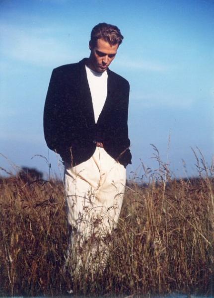 Michel LEGER Menswear, Julian VON LOESH Model. by SabineFaureSAMlle