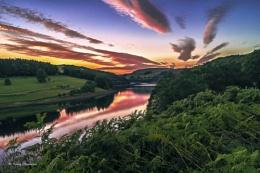 Ladybower Sky