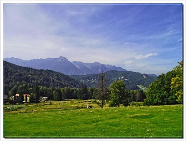 Bucegi northern panorama by gss