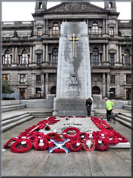 War Memorial, Glasgow by alancharlton