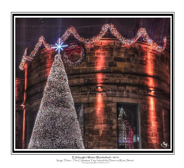 Edinburgh\'s Winter Wonderland - 2014 (Image Three) by MunroWalker