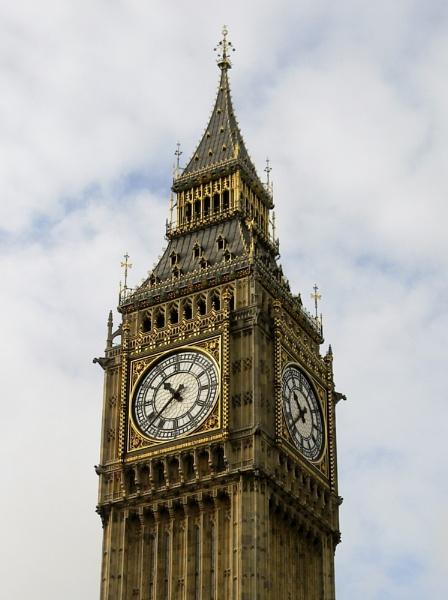 Big Ben by GPC