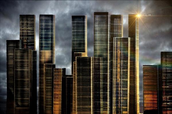 Staple City by iangilmour