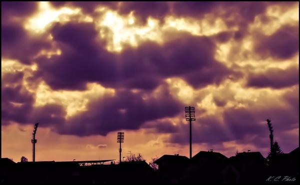 Stadium by Thcphoto