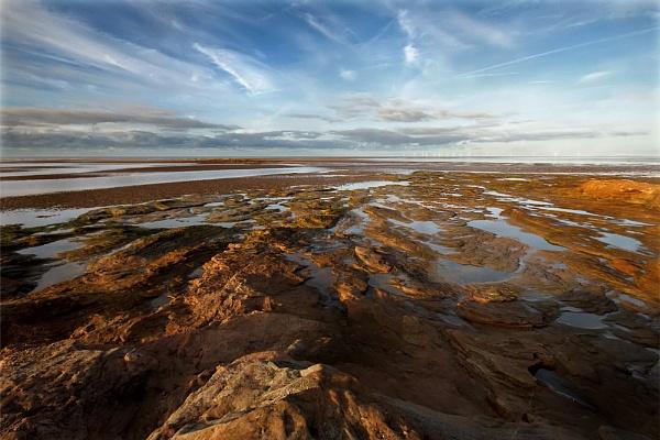 Red Rocks by DerekL