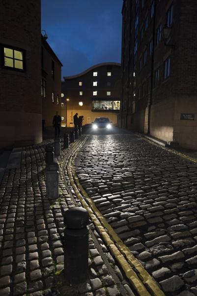 Quayside cobbles by IainHamer