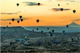 More Balloons in Cappadocia