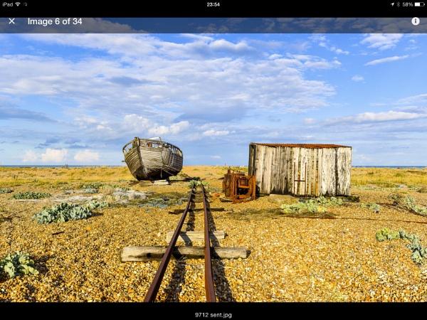 wreck by suemason