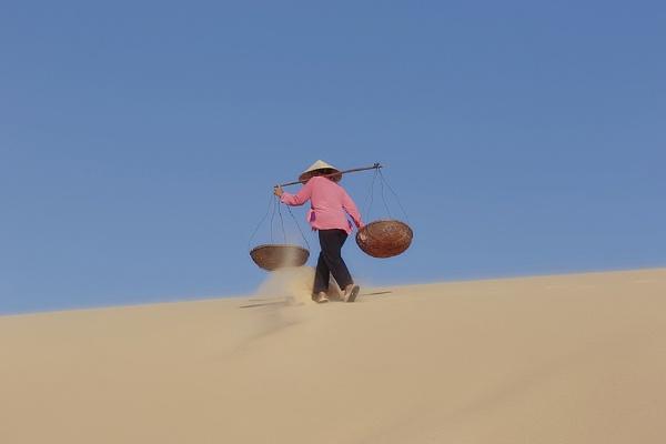 Across the Desert. by Buffalo_Tom