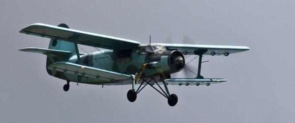 Antonov AN 21 by Peteward