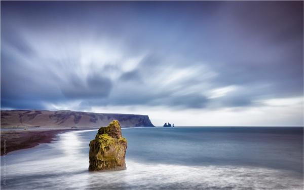 Arnardrangur Skies by PhilNewberry