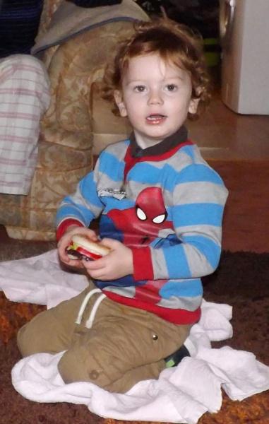 Lewis aged 2 again by cjl47