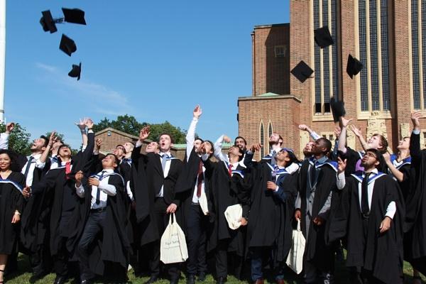 graduation by HoneyT