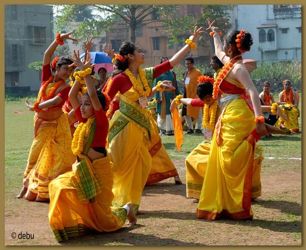 Holi (Basant Utsav / Spring Festival).. by debu