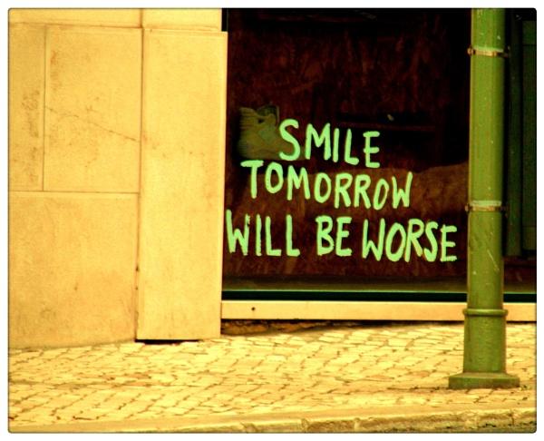 Smile... by Chinga