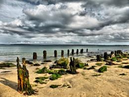 Groynes St Ives