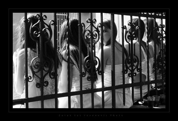 Brides on a break by jovanovic