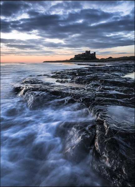 Bamburgh Dawn by kel55