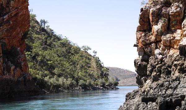 HORIZONTAL FALLS WESTERN AUSTRALIA by BRITCHIE