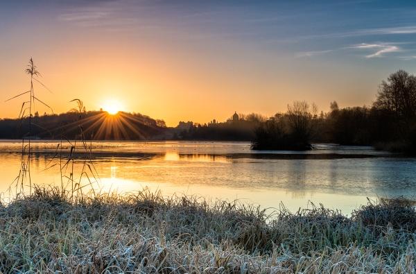 Castle Howard Sunrise by richardburdon
