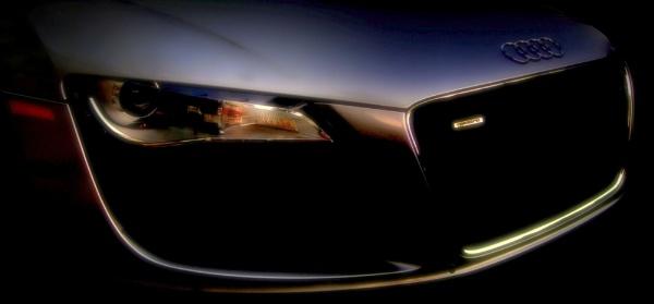 Tron Audi by Aldo Panzieri