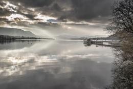 Ullswater from Poolley Bridge