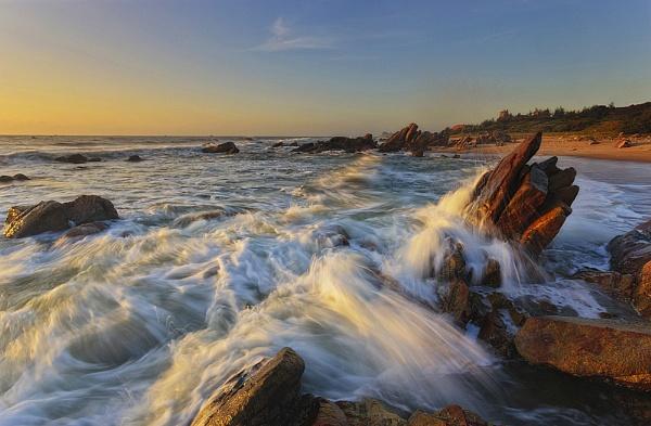 Asian Waves. by Buffalo_Tom