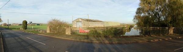 Benwick panorama by robbenwick
