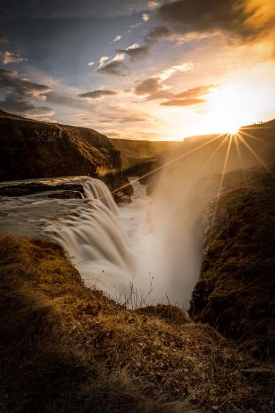 Gullfoss, Iceland by BobShaw