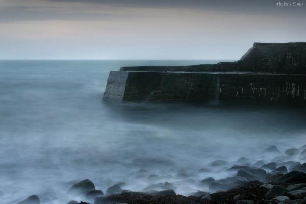 Lamorna Cove by sunsetskydancer