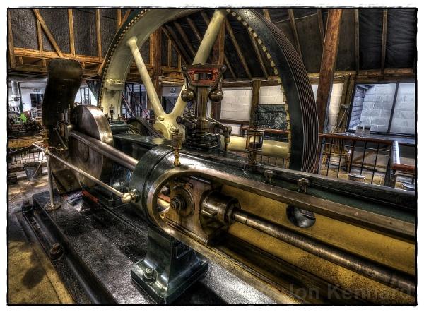 The Sleaford Engine by jonkennard