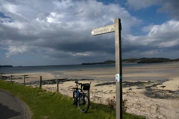 Balnakeil Bay, Durness, Northern Scotland by scallywag