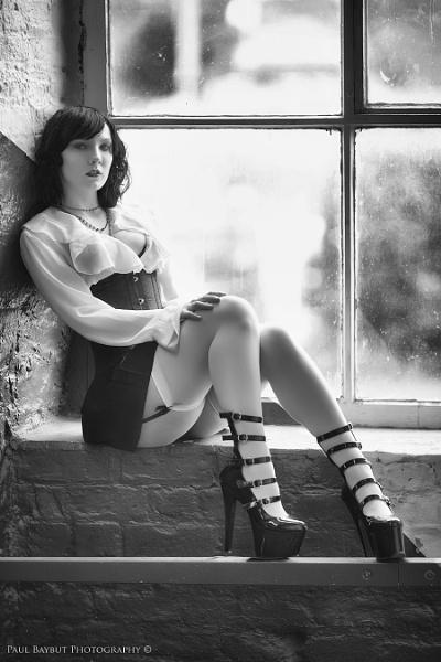 Window Seat by paulbaybutphotography