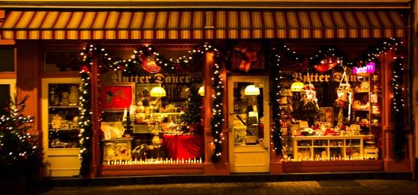 Wiesbaden, Germany Christmas Shop by Dingus