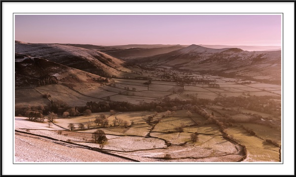 Sunrise over Edale Valley by Charlie59
