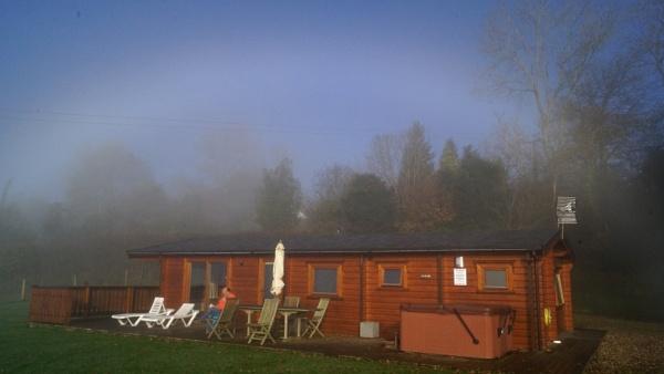 Fogbow Chalet by jon gopsill
