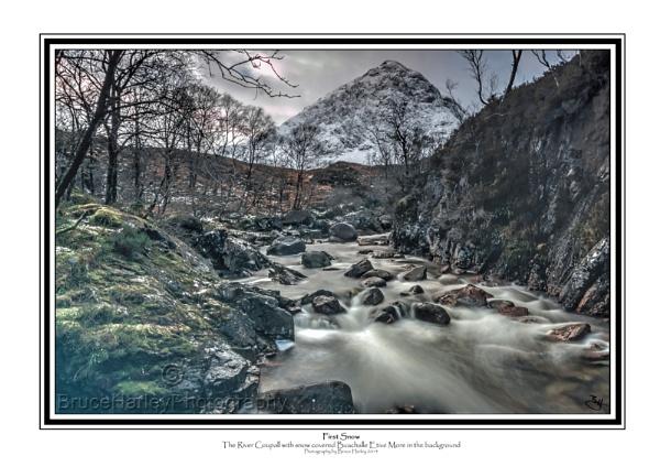 First Snow by MunroWalker