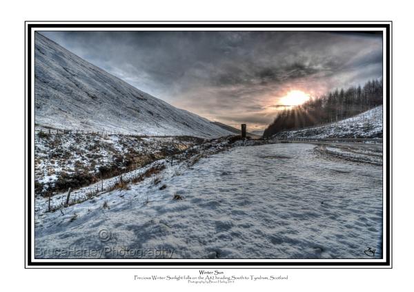 Winter Sun by MunroWalker