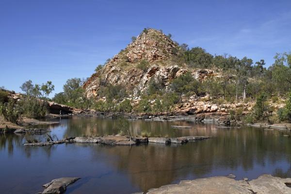 BELL GORGE WESTERN AUSTRALIA by BRITCHIE