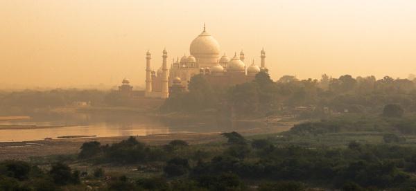 Taj Mahal by SteveOh