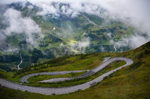 Grossglockner High Alpine Road, Austria by StuartAt