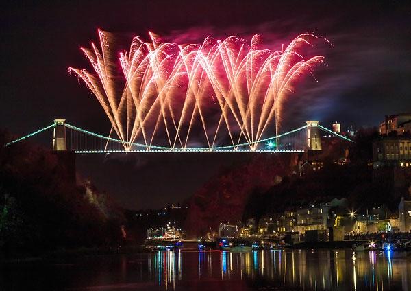 Brunel\'s Bridge Celebration by Pricey