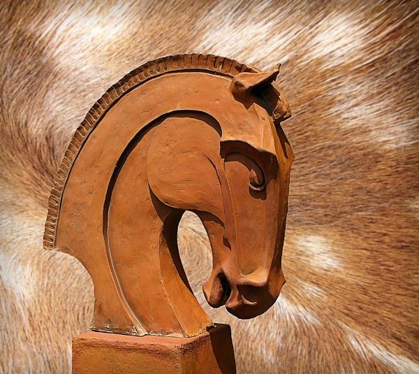 Il Cavallo by pamelajean