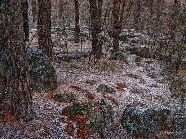 Snowfall by HPalin
