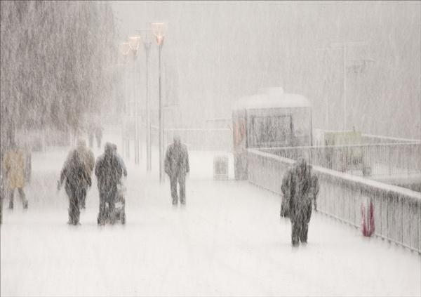 Let it snow, colour version by rontear