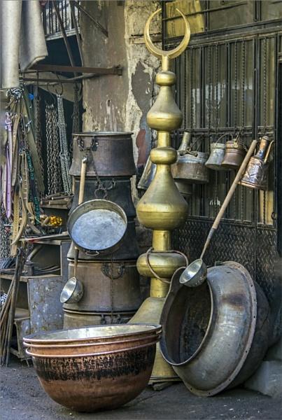 Copperware by nonur