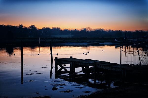 Walberswick Sunset by jasonrwl