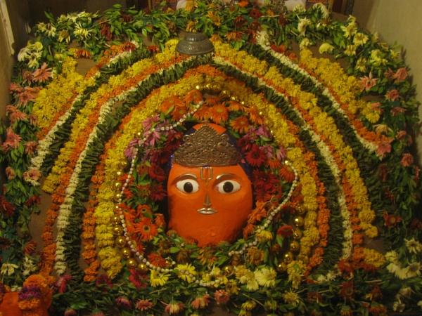 Lord Hanuman by kinkhab