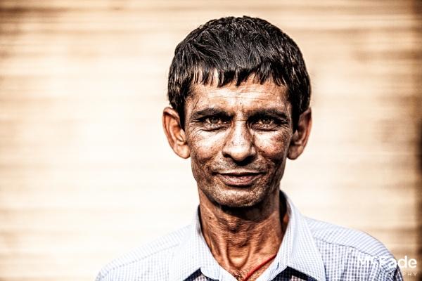 Punjabi Man by ade_mcfade