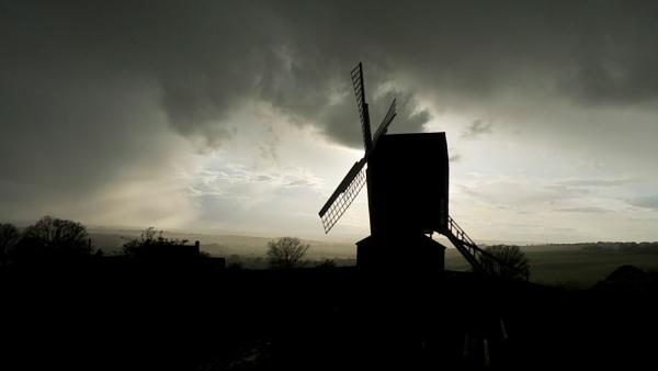 Windmill by Earthwatcher